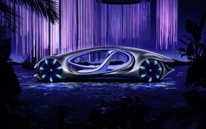 Picture Vision, Mercedes Benz, 2020, AVTR, Mercedes Benz Vision AVTR, Mercedes Benz Vision