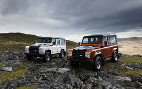Picture hills, Land Rover, 2009, Defender, Limited Edition