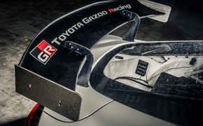 Picture coupe, wing, Toyota, Supra, 2020, Gazoo Racing, GR Supra GT4