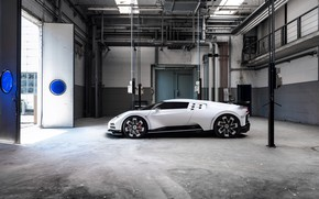 Picture machine, Bugatti, Boxing, hypercar, One hundred and ten