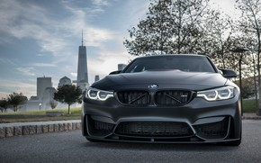Wallpaper BMW, Light, Predator, Black, F80, Adaptive LED, Evel Sight