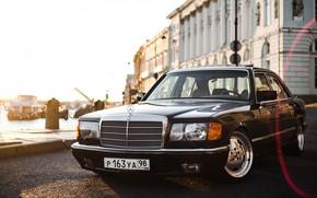 Picture sedan, Sheikh, w126, W126, 560 sel, 560SEL, Mercedec - Benz