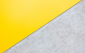 Picture surface, yellow, grey, background