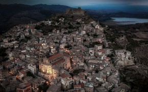 Picture the city, Sicily, Agira