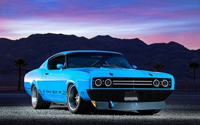Picture Coupe, Vehicle, Mercury Cyclone