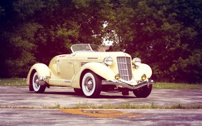 Picture Coupe, Retro, Speedster, Boattail, Auburn, Auburn Boattail, 851SC