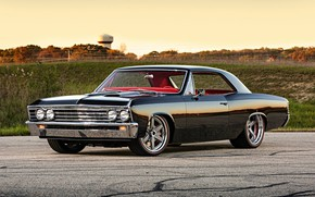 Picture Chevrolet, Muscle, Car, Chevelle