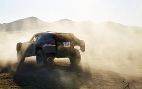 Picture dust, Volkswagen, ass, 4x4, 2019, Atlas Cross Sport R Concept