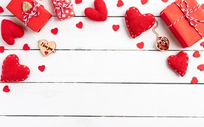 Picture love, heart, gifts, hearts, red, red, love, romantic, hearts, valentine's day, gift box