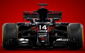 Picture bollid, racing, Alfa Romeo F1
