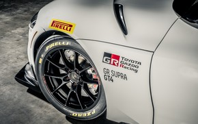 Picture Disk, Wheel, Toyota, Supra, 2020, Toyota GR Supra GT4, Supra GT4