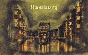 Picture the city, art, Hamburg