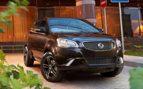 Picture new, SsangYong, SsangYong Actyon, actyon, санг енг актион.