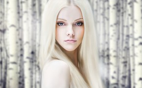 Picture Girl, Look, Blonde, Lips, Face, Girl, Eyes, Birch, Beautiful, Beauty, Beauty, Eyes, Blonde, Beautiful, Game …