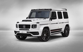 Picture Mercedes-Benz, AMG, G-Class, Gelandewagen, G63, Lumma Design, 2019, LUMMA CLR G770
