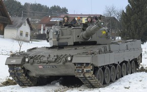 Picture Tank, Leopard 2A4, Tank Troops, Armed Forces