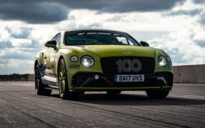 Picture Bentley, Continental, Continental GT, GT, 2019