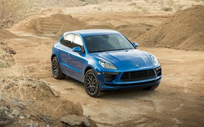 Picture Porsche, Turbo, Macan, 2020