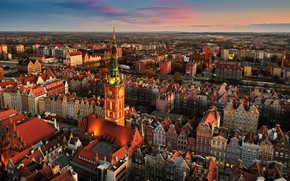 Picture Gdansk, City center, Pomerania