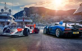 Picture McLaren, Monaco, 2018, Senna, Honda F1