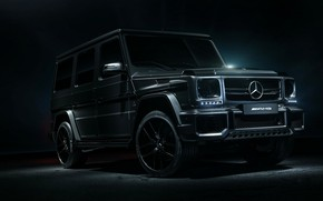 Picture Mercedes, AMG, Black, G63, G Class, WHELLS, 4X4, Black style