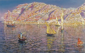 Picture Malaga, Malaga, Spanish painter, Spanish painter, oil on canvas, The Carmen Thyssen Museum, The Carmen …