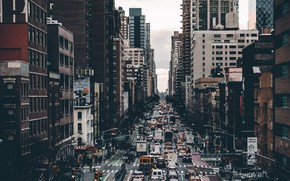 Picture City, Movement, Street, Building, Transport