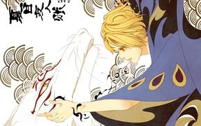 Picture art, natsume yuujinchou, U-Sensei, Book of friendship Natsume, Natsume