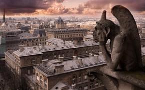 Picture the city, Paris, Tribute to Notre Dame