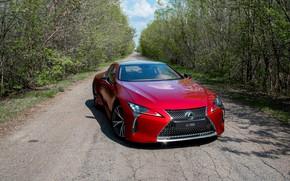 Picture Lexus, 500, super Kar