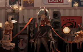 Picture art, Vocaloid, Vocaloid, characters