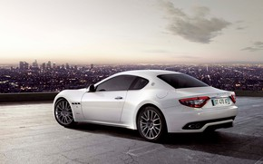 Picture Maserati, GranTurismo S, Automatic, Worldwide, 2009–12
