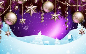 Picture Snow, Christmas, Snowflakes, Background, New year, Holiday, Christmas, Mood, Snow, New Year, Christmas decorations, Snowflakes, …