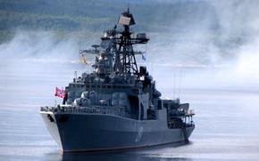Picture exercises, Navy, Severomorsk, BoD