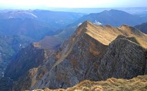 Picture mountains, Italy, monte Sagro, Massa-Carrara, Fivizzano