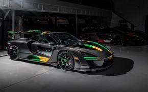 Picture McLaren, supercar, hypercar, Senna, 2019, Senna XP, The Home Victory