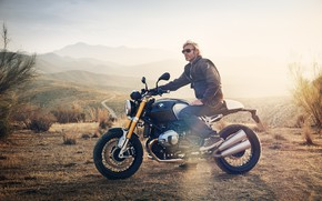 Picture Motorcycle, bike, nineT, BMW R