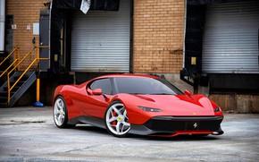 Picture Machine, Ferrari, Red, Car, Render, Supercar, Rendering, Supercar, Sports car, Sportcar, Deborah, Nancorocks, Transport & …