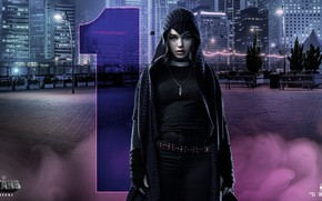 Picture the series, serial, Raven, season 2, The titans, DC Universe, Raven, Titans, Teagan Croft, Tegan …