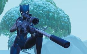 Picture weapons, gun, Fortnite