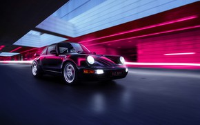 Picture road, transport, the tunnel, car, Porsche 939 Bad Boys