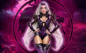Picture Logo, Art, Art, Logo, Fiction, Mortal Kombat, Lady Gaga, Character, Sindel, Sindel, Character, Game Art, …