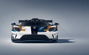 Picture Ford, Ford GT, front view, Mk II, 2019