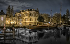 Picture the city, Netherlands, Leiden