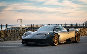 Picture supercar, Pagani, To huayr, Packet Storm