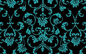 Picture background, pattern, black, texture, ornament, design, art, background, pattern, floral