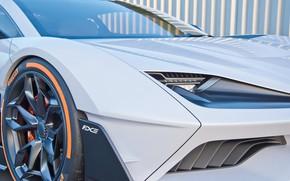 Picture headlight, wheel, supercar, Aria, hypercar, 2019, FXE