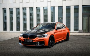 Picture BMW, sedan, G-Power, BMW M5, 2020, M5, F90, G5M Hurricane RS
