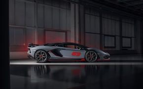 Picture Lamborghini, supercar, roadster, Aventador, The CONDOMINIUM 63