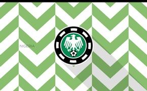 Picture wallpaper, sport, logo, football, Nigeria